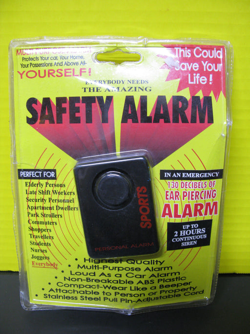 Safety Alarm