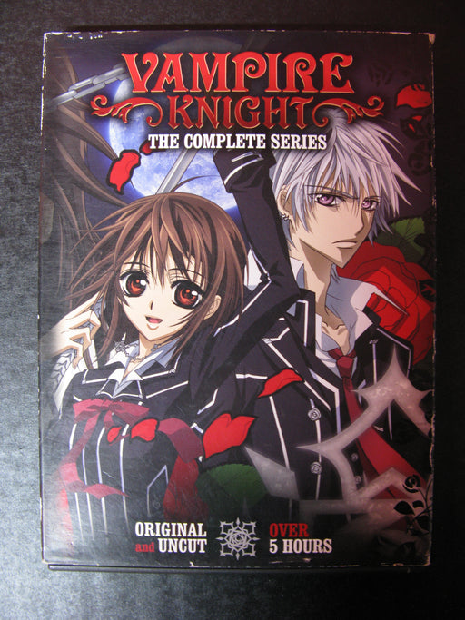 Vampire Knight The Complete Series