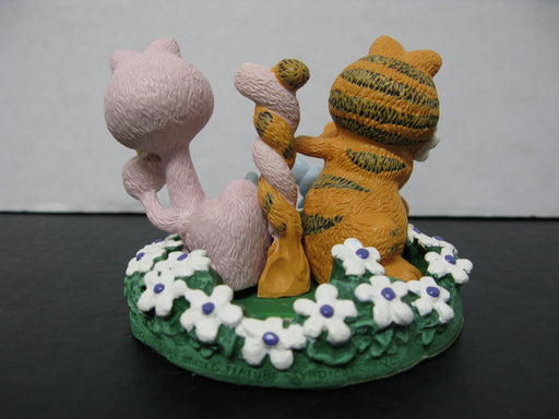 Garfield Porcelain Figures