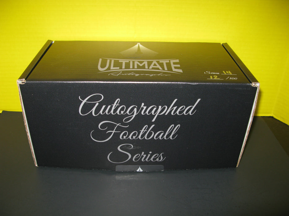 Ultimate Autographed Football Series 14 , 12/100