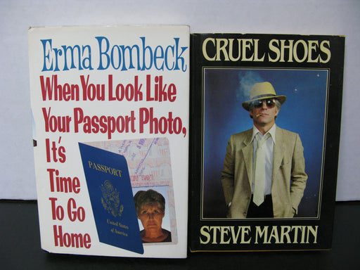 Cruel Shoes & Erma Bombeck [Books]