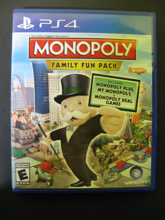 PS4 Monopoly