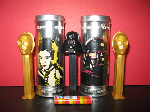 Star Wars Pez Dispensers and Watches