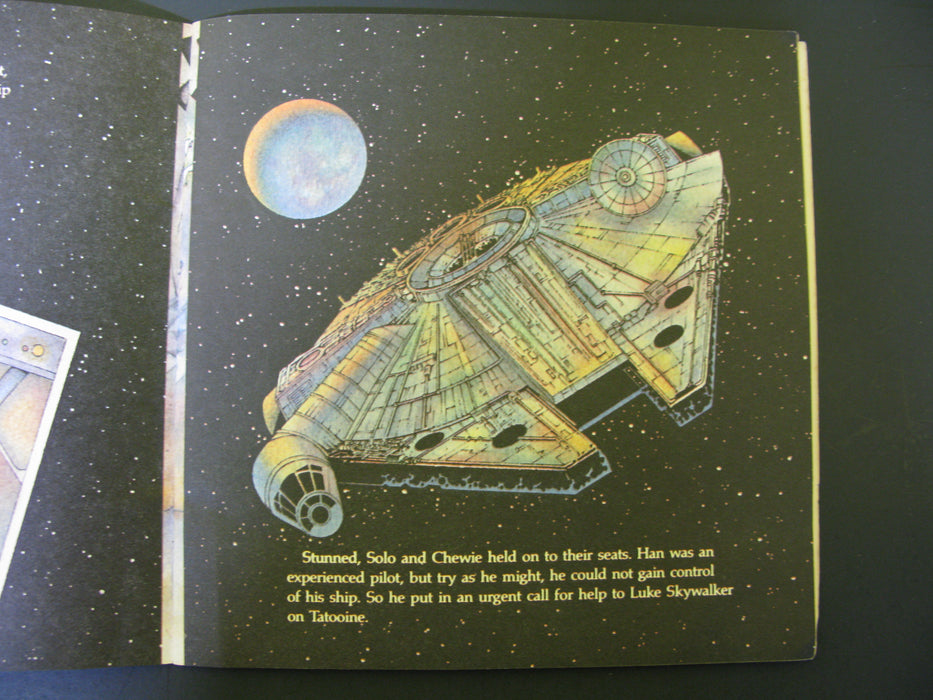 Star Wars - The Mystery of the Rebellious Robot Book