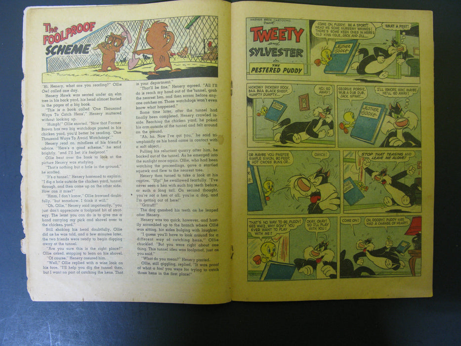 Bugs Bunny, No.66, April-May, 1959 Dell Comic