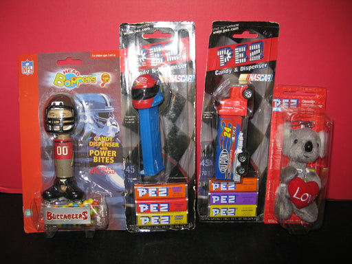PEZ/Candy Dispensers