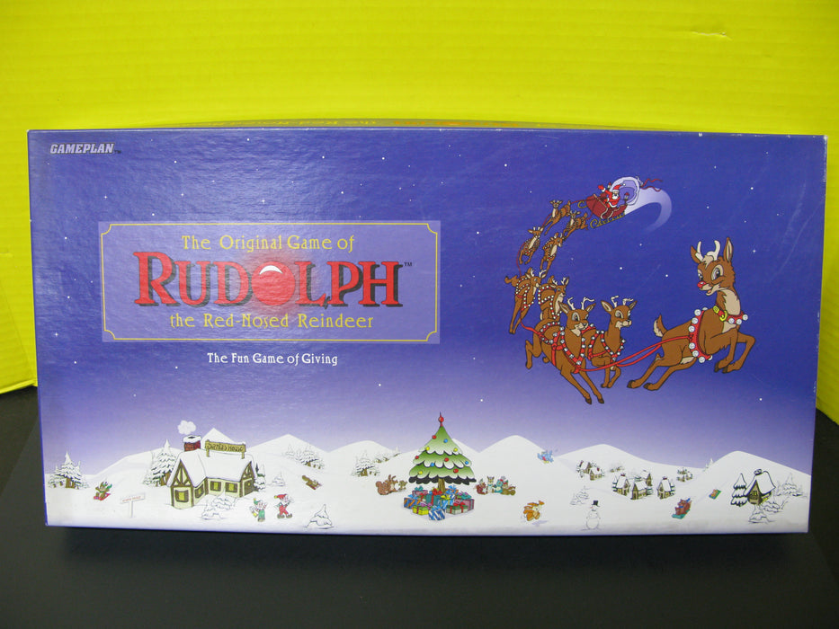 The Original Game of Rudolph the Red-Nosed Reindeer
