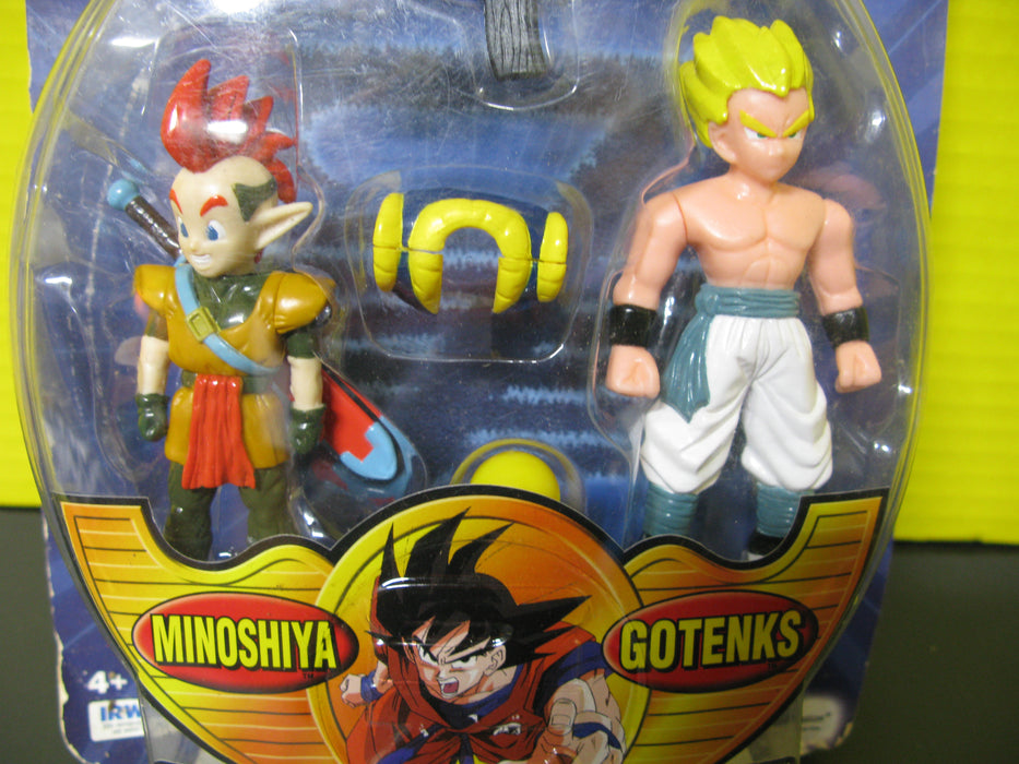 Dragon Ball Z - Minoshiya/Gotenks (Yellow Hair) Action Figures