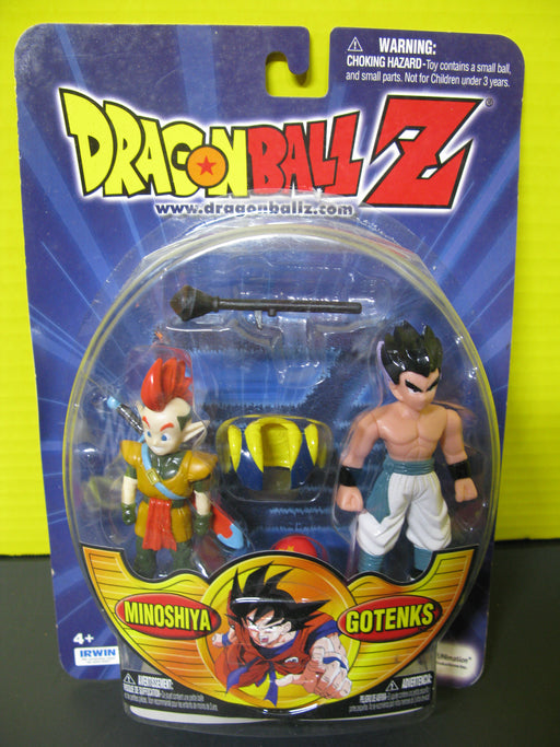 Dragon Ball Z - Minoshiya/Gotenks (Black Hair) Action Figures