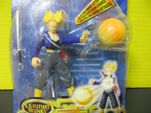 Dragon Ball Z - S.S. Future Trunks Action Figure