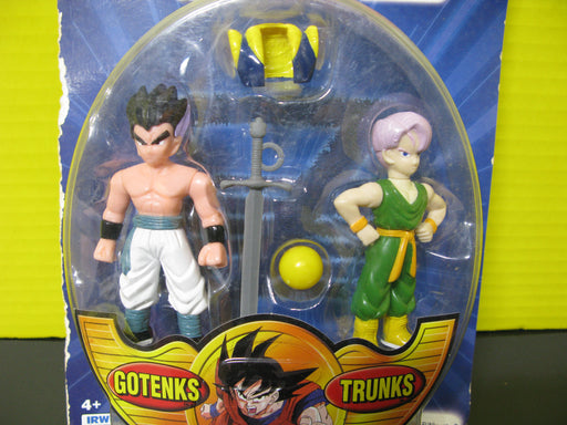 Dragon Ball Z - Gotenks/Trunks Action Figures