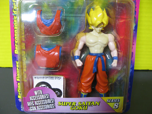Dragon Ball Z - Super Saiyan Goku Series 8 Action Figure