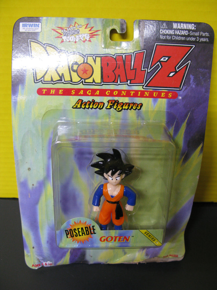 Dragon Ball Z - Goten Series 5 Action Figure