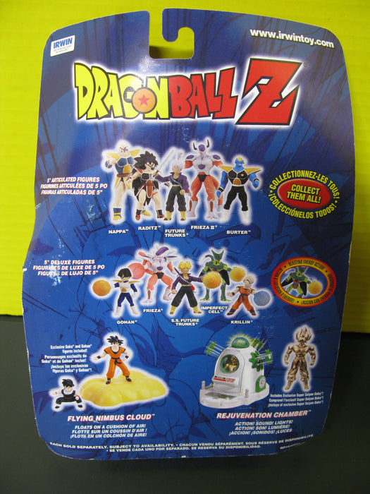 Dragon Ball Z - Gotenks/Krillin Action Figures