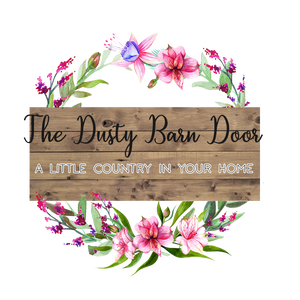 The Dusty Barn Door