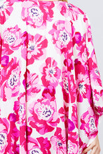 Load image into Gallery viewer, Slide Slit Print Kimono Cardigan