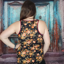 Load image into Gallery viewer, Tanned & Tipsy Printed Tank Top