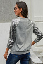 Load image into Gallery viewer, Gotta Have It Sequin Knit Top