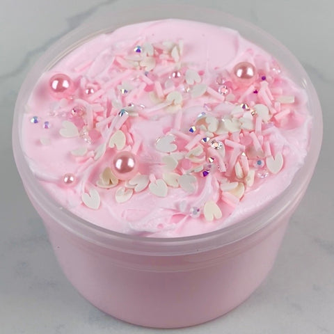 Pink Buttercream Frosting!