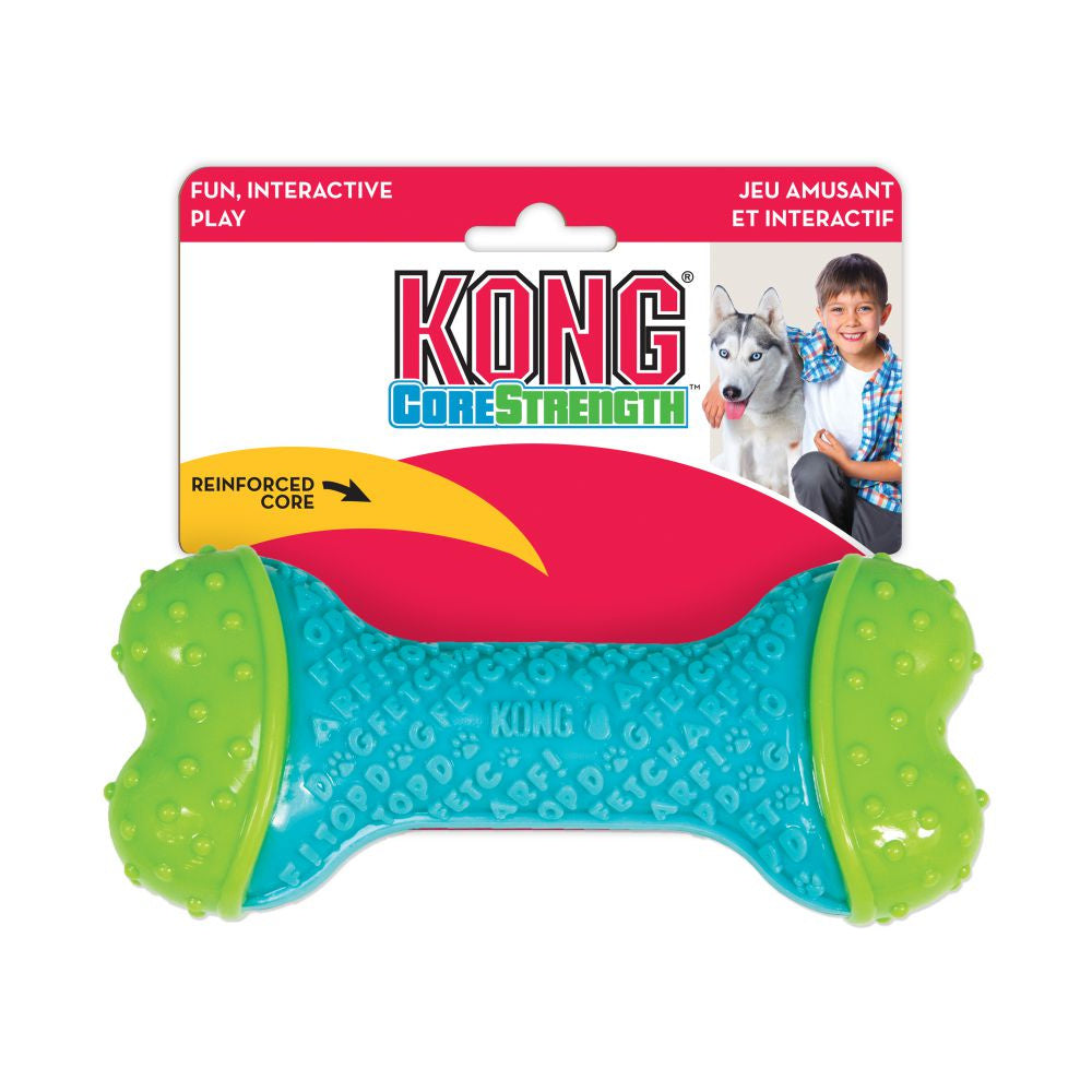 KONG CoreStrength Bone Dog Chew Toy