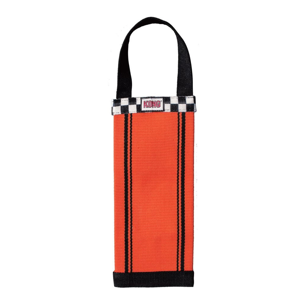 KONG Fire Hose Bottle Tracker Dog Toy