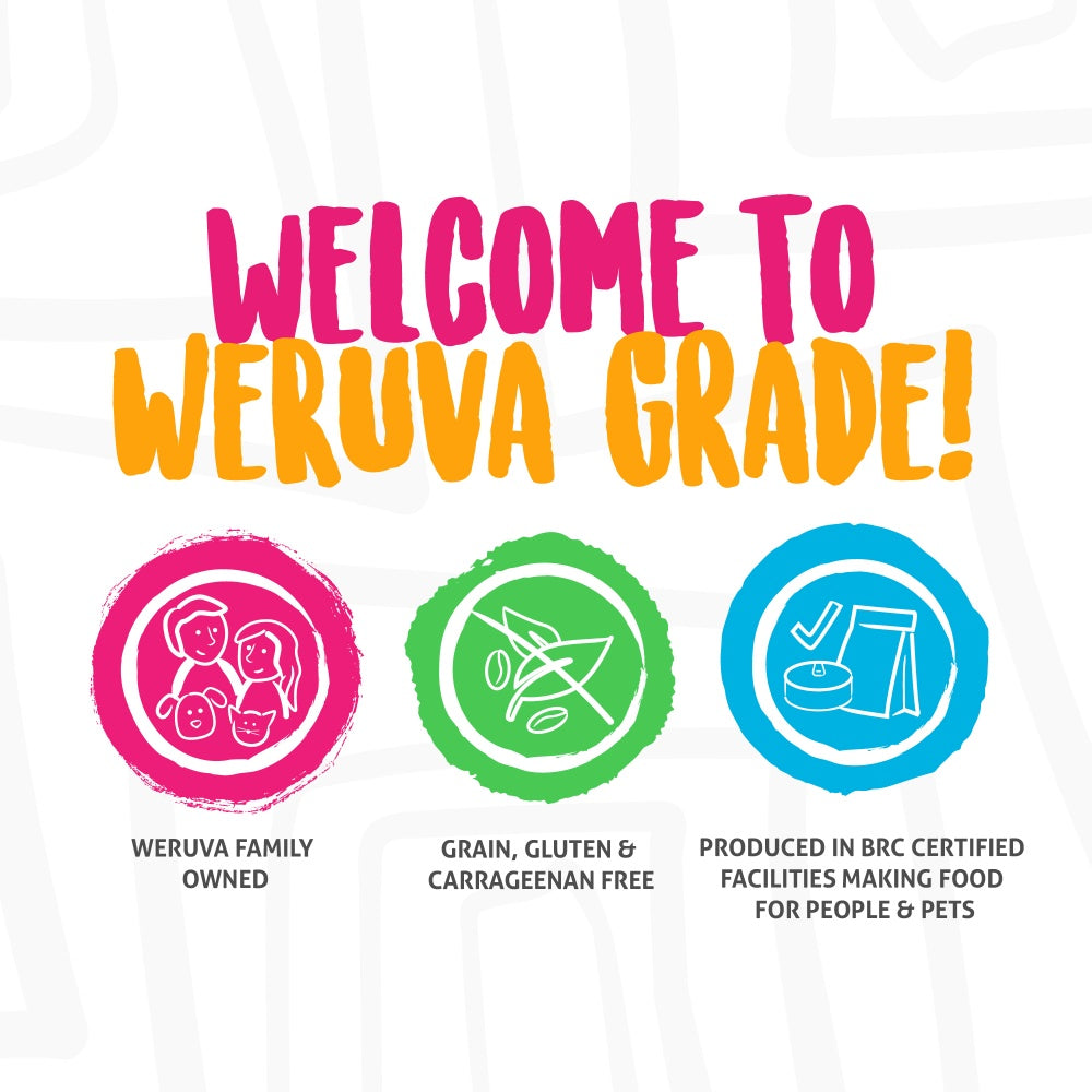 Weruva Slide N' Serve Grain Free Family Food Chicken Breast Dinner with Tuna Wet Cat Food Pouch