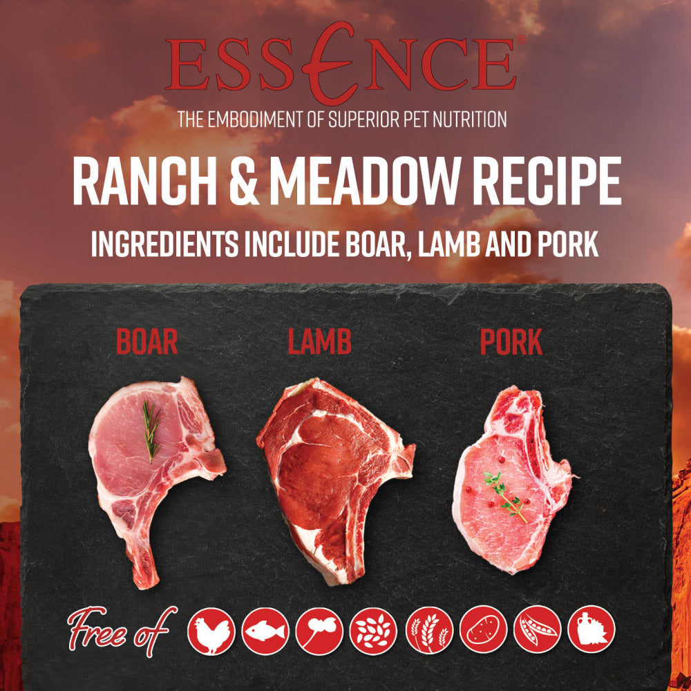 Essence Grain Free Ranch & Meadow Recipe Canned Cat Food