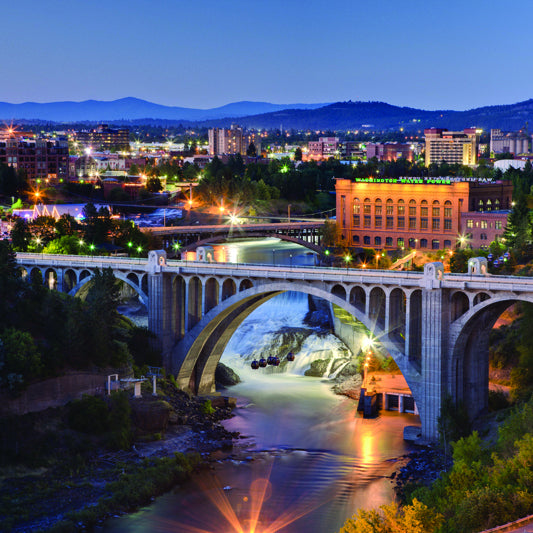 420 Travel Guide To Spokane, Washington