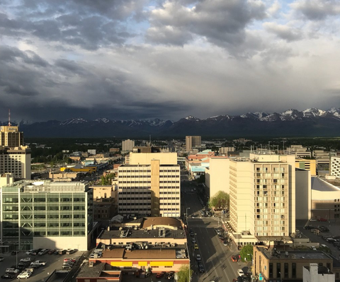 anchorage alaska 420 crows nest amazing view