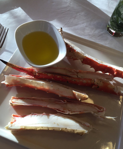 anchorage alaska 420 delicious king crab legs