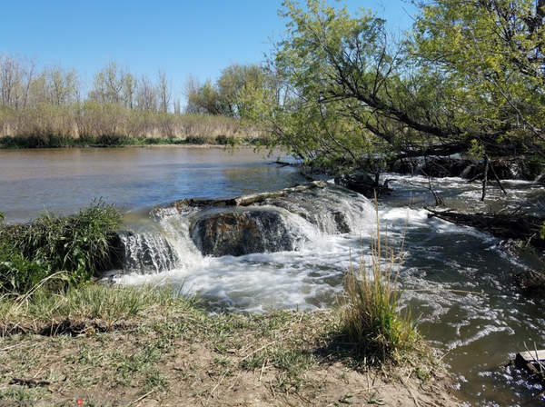 Take a hike at Cherry Creek State Park, located in Aurora, Colorado