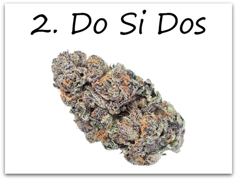 Do Si Dos is runner up for 2018 itravel420 cannabis cup
