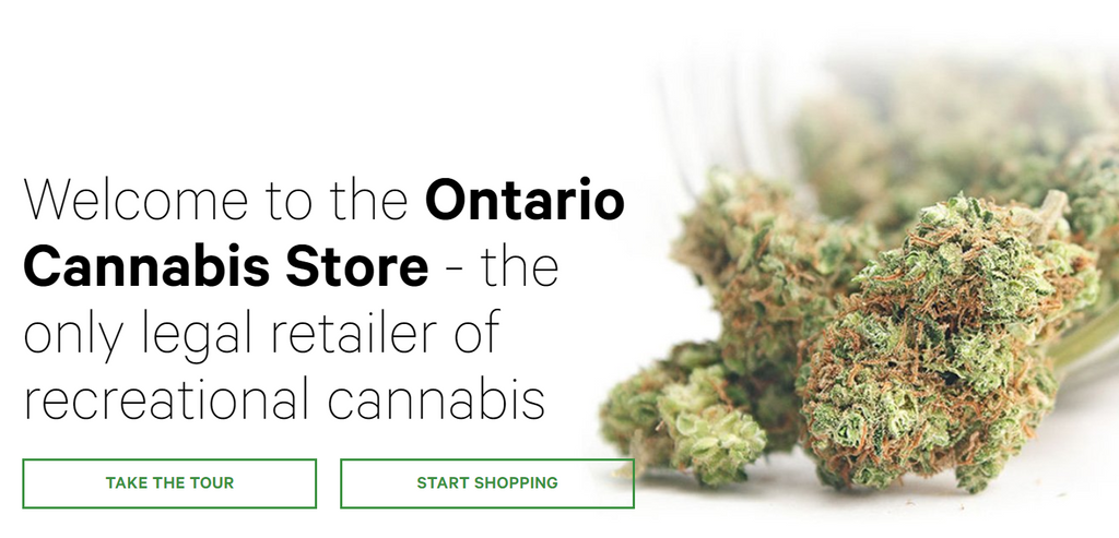 This is the homepage for ocs.ca