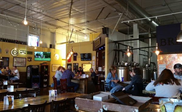 Peak to Peak Tap & Brew has a wide variety of beers and great food.  Be sure to stop by when visiting Aurora, Colorado