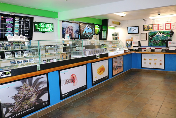 Alpine Alternative Dispensary - Located in Sacramento, California