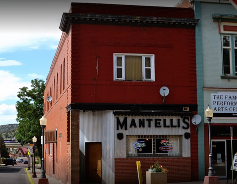 Places To Grab A Drink In Trinidad, Colorado - Mantelli's Bar