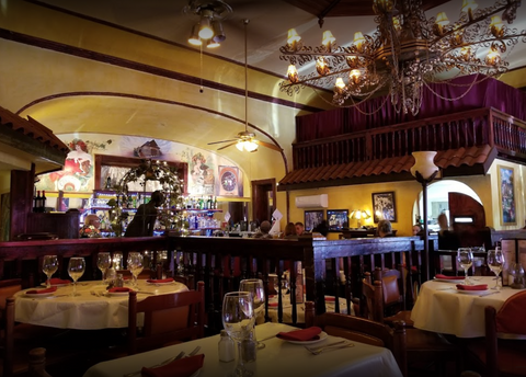Places To Eat In Trinidad, Colorado - Rino's Italian Restaurant & Steakhouse