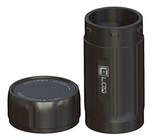Canniloq Premium Smell Proof Locking Stash Jar - itravel420