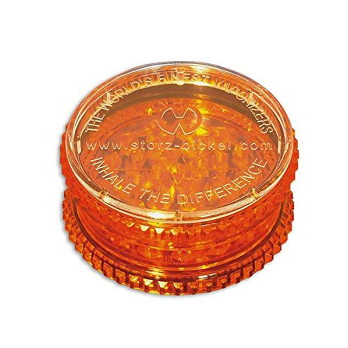Official Volcano Vaporizer Herb Grinder Orange - itravel420