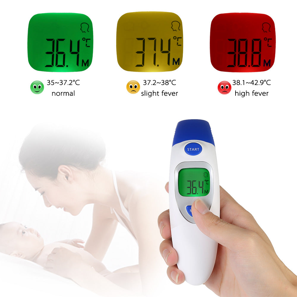 Baby Forehead & Ear Thermometer