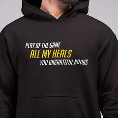 Play Of The Game Hoodie