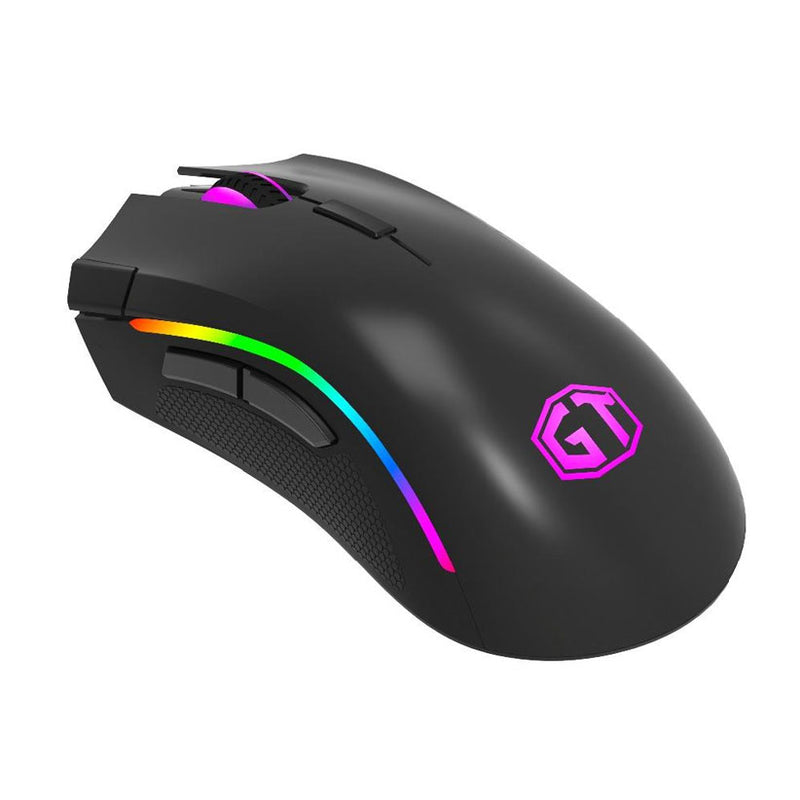 Lucid Edition Multi Button RGB Gaming Mouse - 4000 DPI