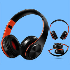 Anthem Wireless Gaming Headset with Mic & TF Card Support