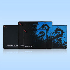 Ice Dragon Edition Large Gaming Mouse Pad with Lockedge