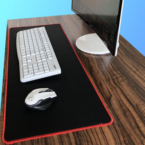 Elementary Large Gaming Mouse Pad