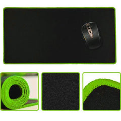 Plain Gaming Mouse Mat -  600*300 *2mm