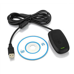 CONNECT Wireless Receiver for Microsoft XBOX 360 Controller