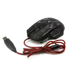 Cataclysm 7 Buttons Pro Gamer Mouse - 5500 DPI