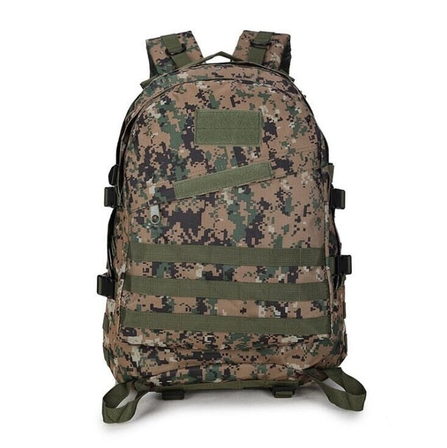 Battle Royale Survival Camouflage Backpack
