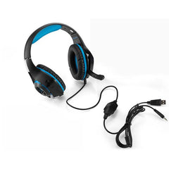 Valiant Gaming Headphones with Microphone